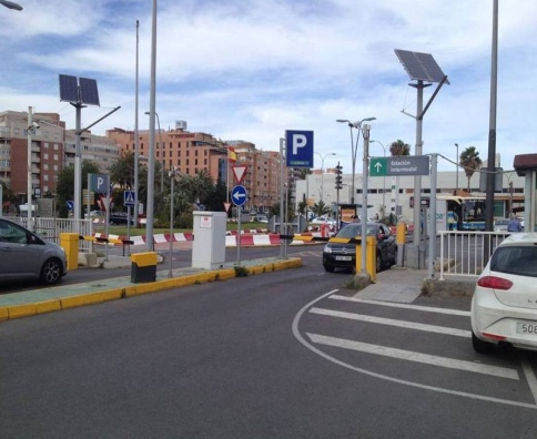 Como conseguir aparcamiento gratis al viajar en tren o AVE en estaciones Renfe 2