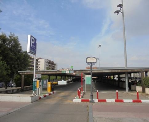 Como conseguir aparcamiento gratis al viajar en tren o AVE en estaciones Renfe 1