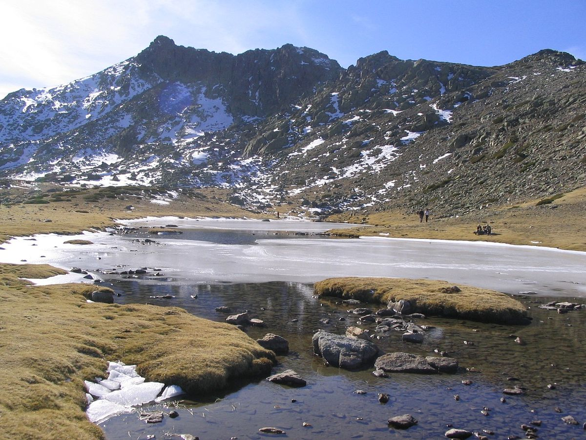 Visitar el Parque Nacional de la Sierra de Guadarrama. 1