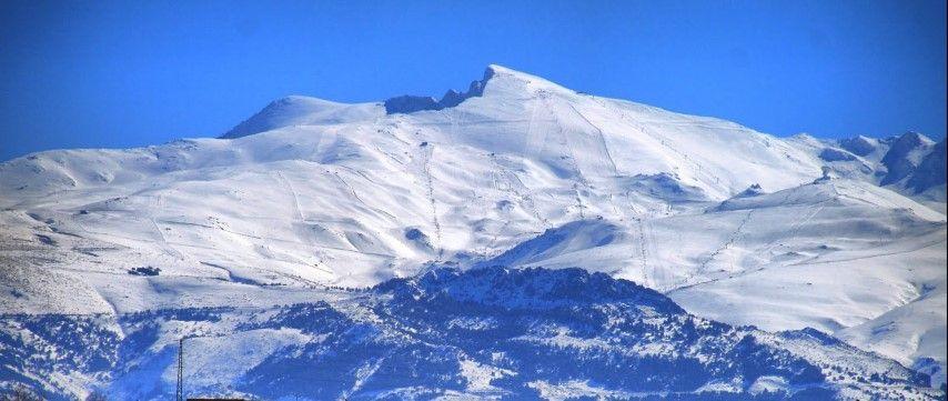 Visitar el Parque Nacional de Sierra Nevada. 2
