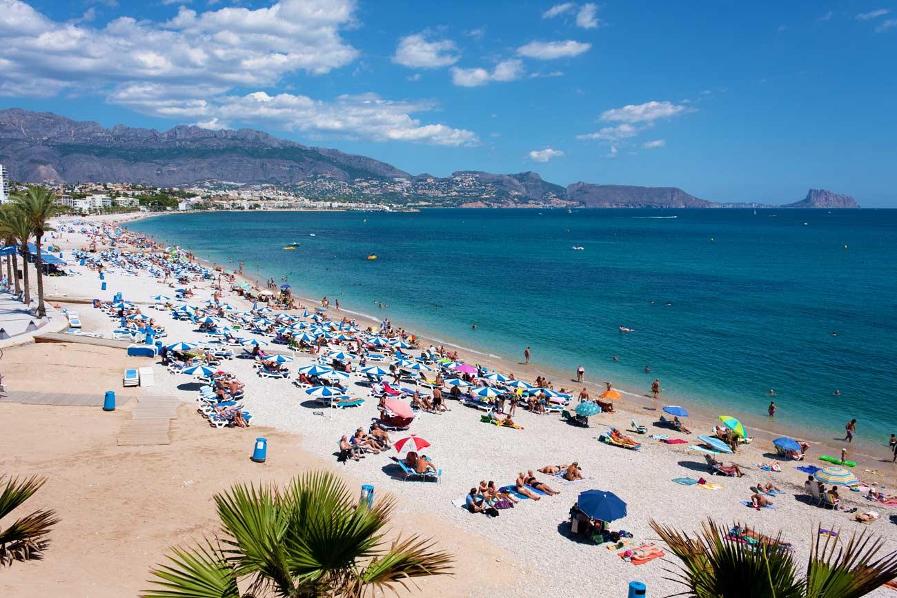 Escapadas a la playa en tren: Alicante 5
