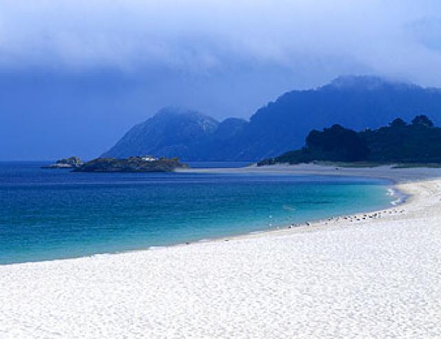 Visitar el Parque Nacional Marítimo-Terrestre de las Islas Atlánticas de Galicia. 1