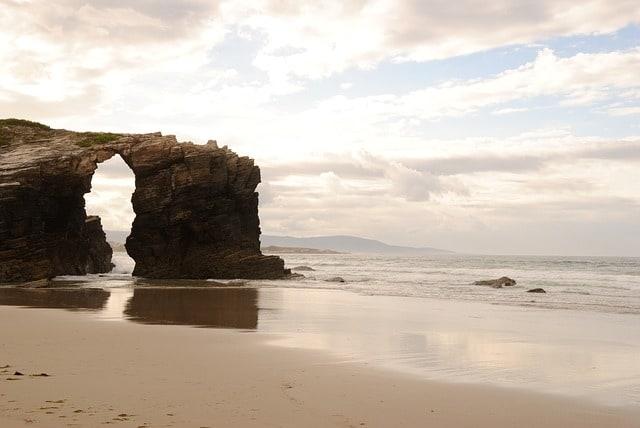 Playa de Las Catedrales - Lugo