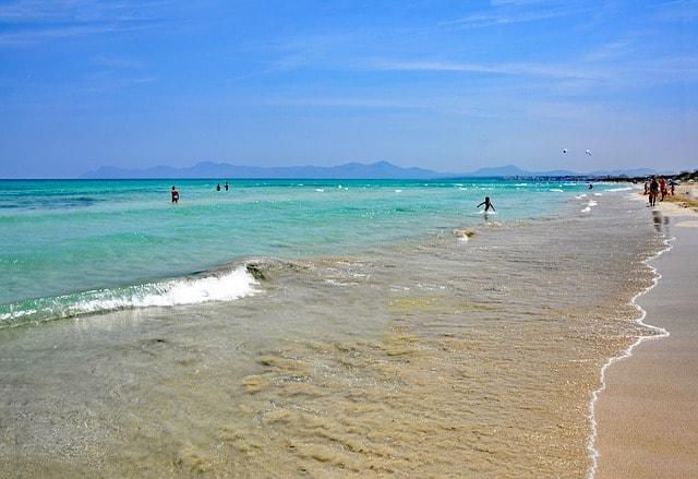 Playa de Muro - Mallorca
