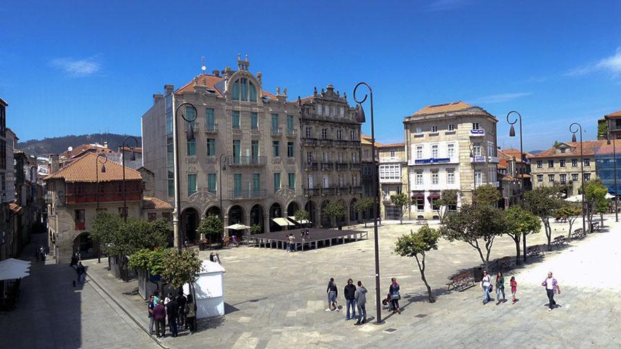 Viajar a Pontevedra en tren y pasar un fin de semana. ¿Te animas? 2