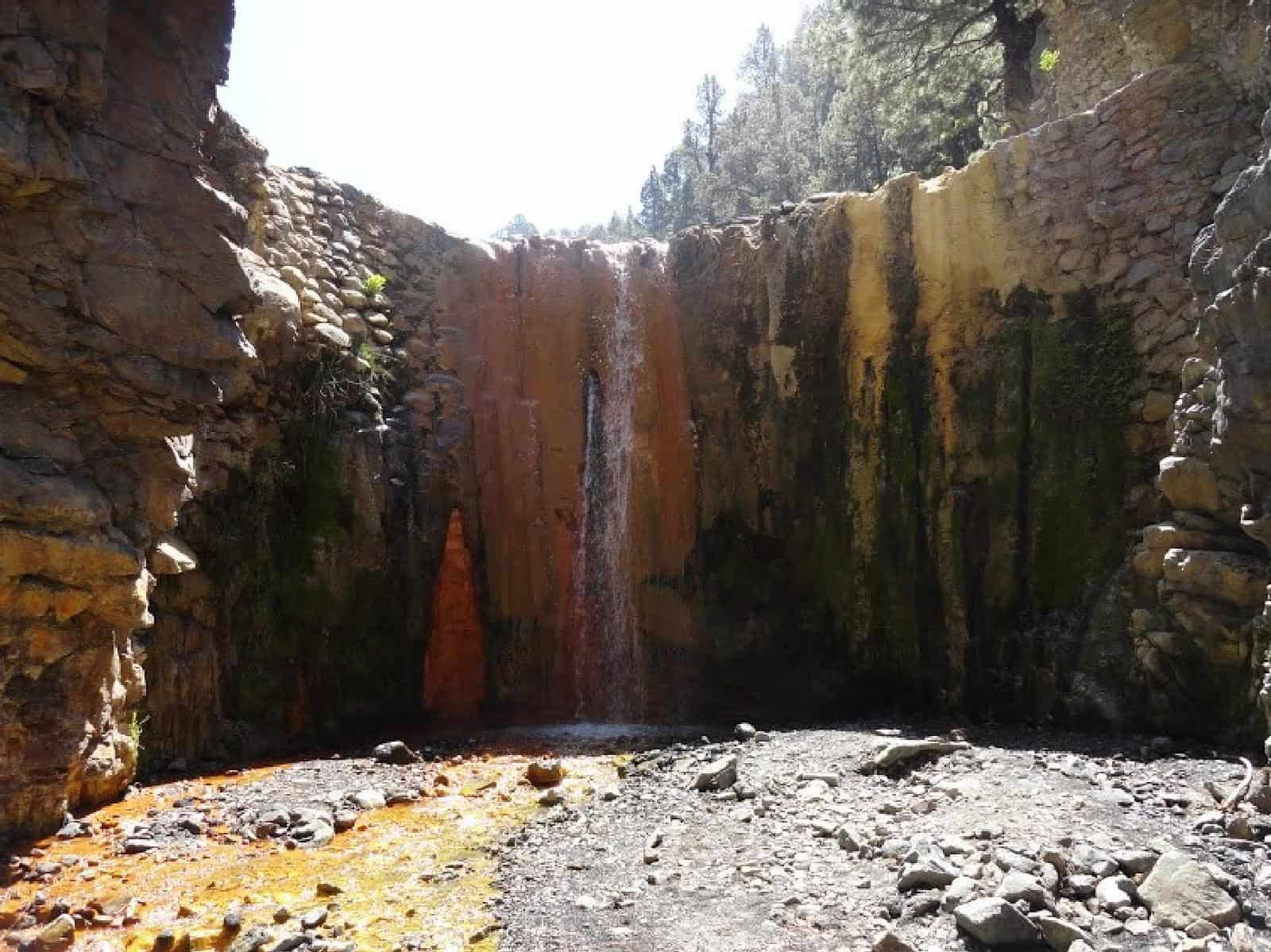 Visitar el Parque Nacional de la Caldera de Taburiente. 3