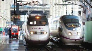 Como ha evolucionado la seguridad de los trenes en España 1