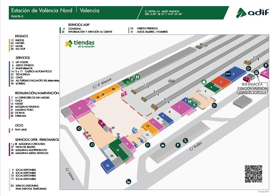 Estación AVE Valencia Joaquín Sorolla 4