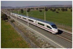 Evolución de los nuevos tramos del AVE en Galicia 1