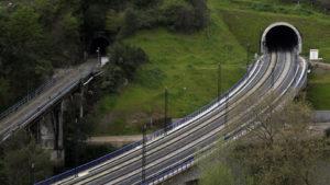 Evolución de los nuevos tramos del AVE en Galicia