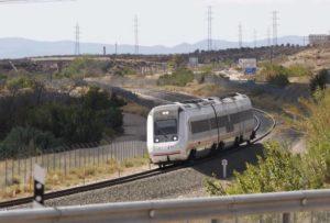 Mejoras del tren de Zaragoza a Valencia