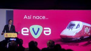 """Cómo funcionará el tren EVA, trayectos, horarios, paradas y frecuencias...  El AVE """"low cost"""""""