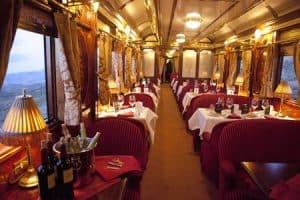 Tren turístico Al Andalus