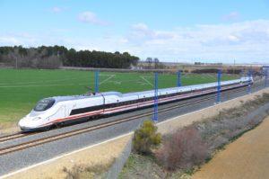 Líneas de trenes AVE con competencia privada en 2020 5