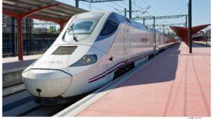 Líneas de trenes AVE con competencia privada en 2020 3