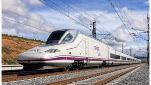 Líneas de trenes AVE con competencia privada en 2020 4