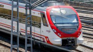 Los trenes AVE entre los medios de transporte que menos contaminan 5