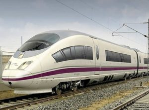 Los trenes AVE entre los medios de transporte que menos contaminan 4