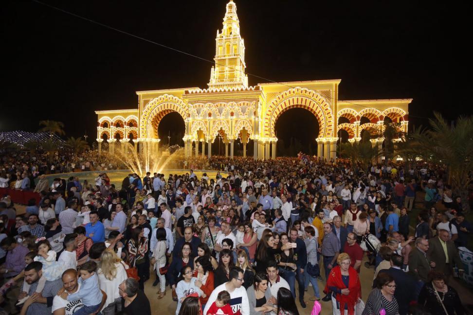 viajar en AVE a la Feria de Córdoba