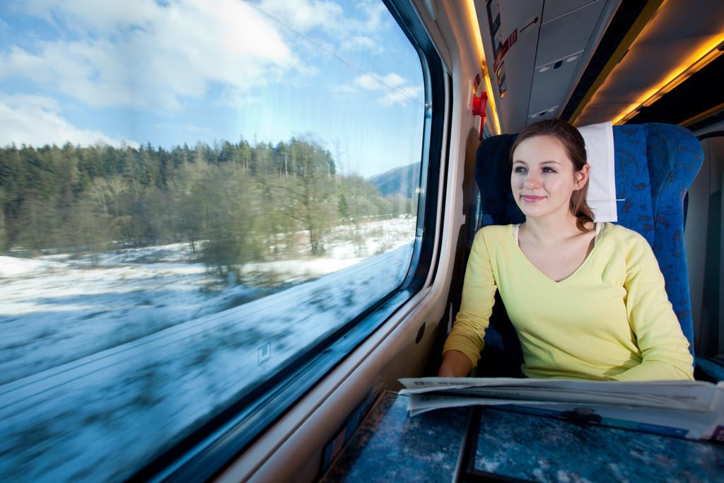 ¿Por qué deberías viajar más en tren? 1
