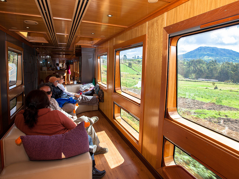 ¿Por qué deberías viajar más en tren? 5