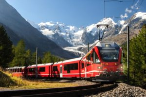 8 rutas para viajar en tren por Europa