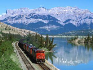 ¿Por qué deberías viajar más en tren?