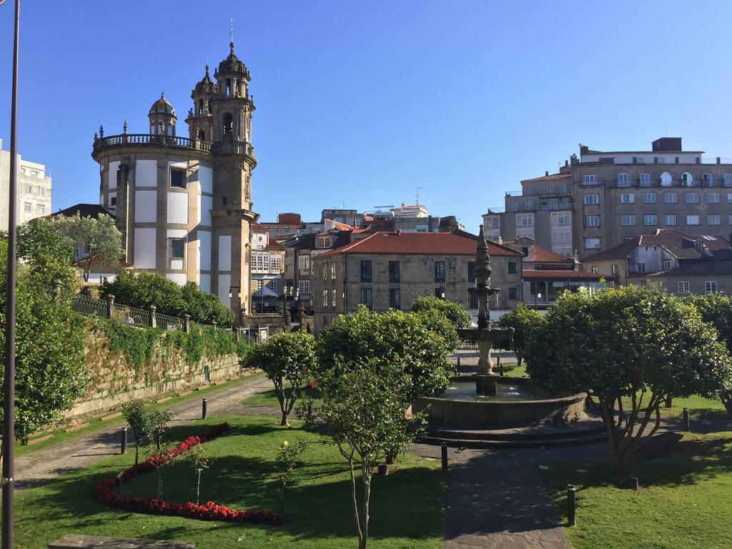Viajar a Pontevedra en tren y pasar un fin de semana. ¿Te animas? 1