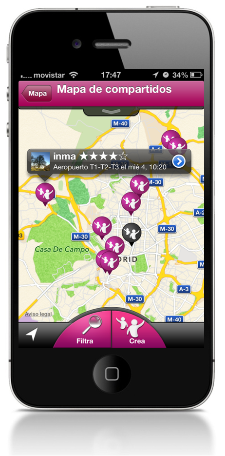 App JOINUPTAXI
